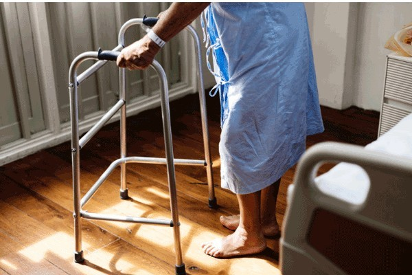 Prevent hospital stays by preventing falling