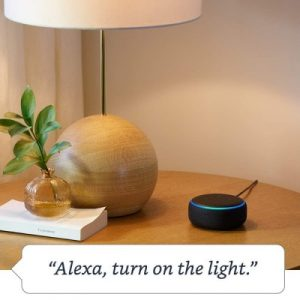 Put an Echo Dot in the Bedroom