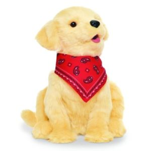 Joy for All Golden Retrieve Robot Dog Toy