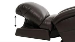 This Pride Escape Lift Chair Recliner has a power headrest
