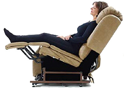 This is the Sitting, Recline or TV Watching Position