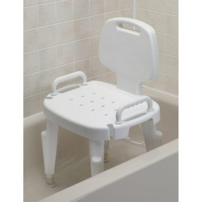 Maxiaids Adjustable Shower Seat