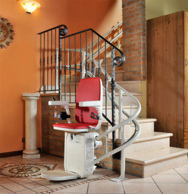 Ameriglide Premium Stair Lift