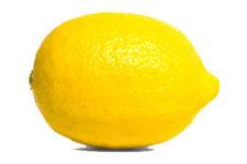 Fresh Whole Lemon