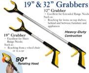 RMS 7 piece hip kit grabbers