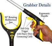 RMS 7 piece hip kit grabber details