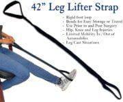 RMS 7 piece hip kit 42 inch leg lifter strap