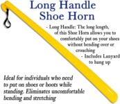 RMS hit kit long handle shoe horn