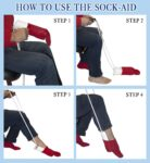 rms 7 piece hip kit sock aide instructions