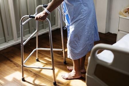 Patients often decline after a hip fracture.