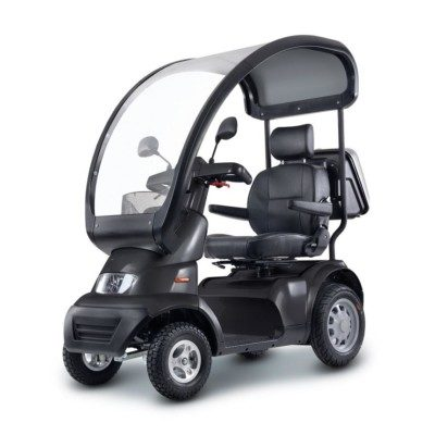 Large or bulky scooters might be too large for some transports