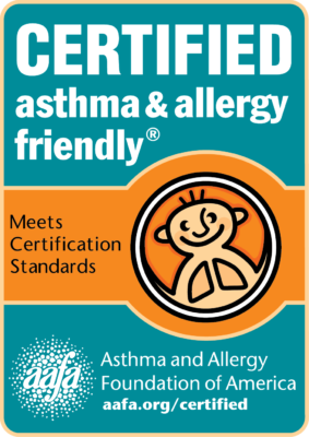 asthma & allergy friendly certification