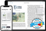 Recommended eReaders for Seniors with Low Vision Needing Large Print