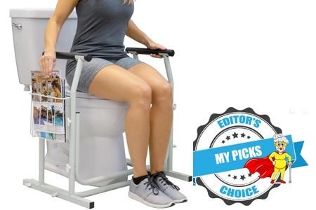 Best toilet assistance frame