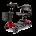 M35 Four Wheel Dissasembling Travel Mobility Scooter