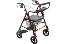 How Do I Choose a Rollator?