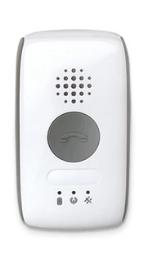 The MobileHelp mobile alert device.