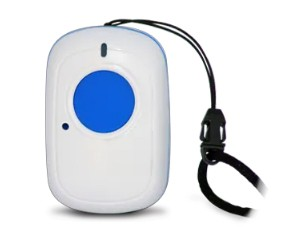MobileHelp home call box pendant with fall detection