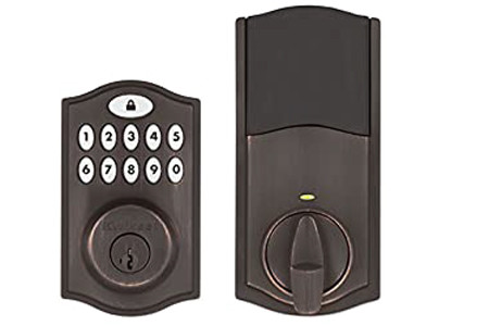 Recommended remote lock