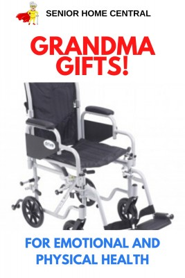 Grandma Gift Finder Wheelchair