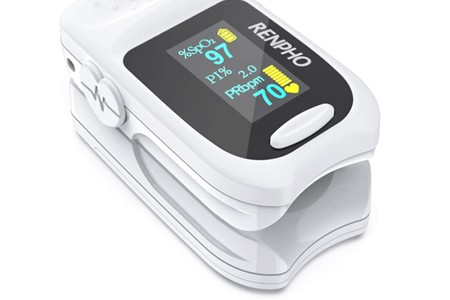 Can I Use a Pulse Oximeter to Check for COVID-19?