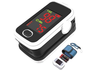 Recommended Pulse Oximeters for COVID-19 and Sleep Apnea