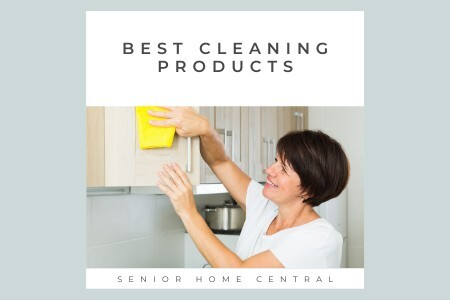 best cleaning products for seniors