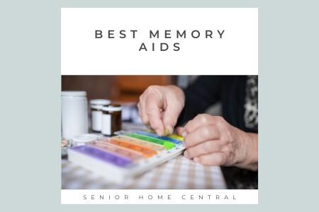 Best memory aids for seniors