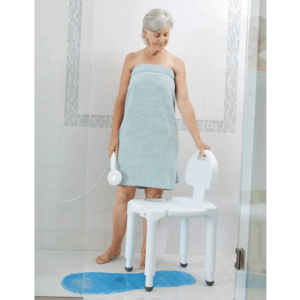 CAREX UNIVERSAL BATH SEAT WITH BACK2