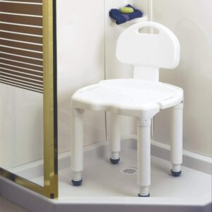 CAREX UNIVERSAL BATH SEAT WITH BACK3