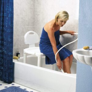 CAREX UNIVERSAL BATH SEAT WITH BACK5