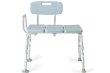 Medline Shower Bench Transfer Seat