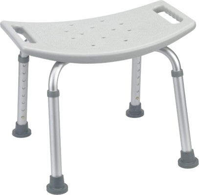 Which type of shower chair is best for seniors?