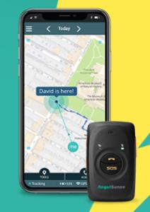 AngelSense GPS Mom Tracker and Phone App